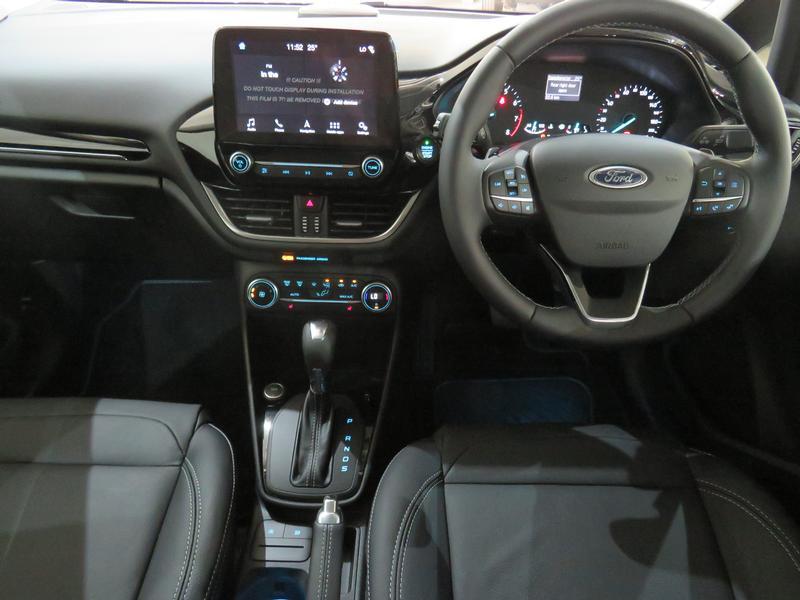 Ford Fiesta 1.0 Ecoboost Titanium At Image 13