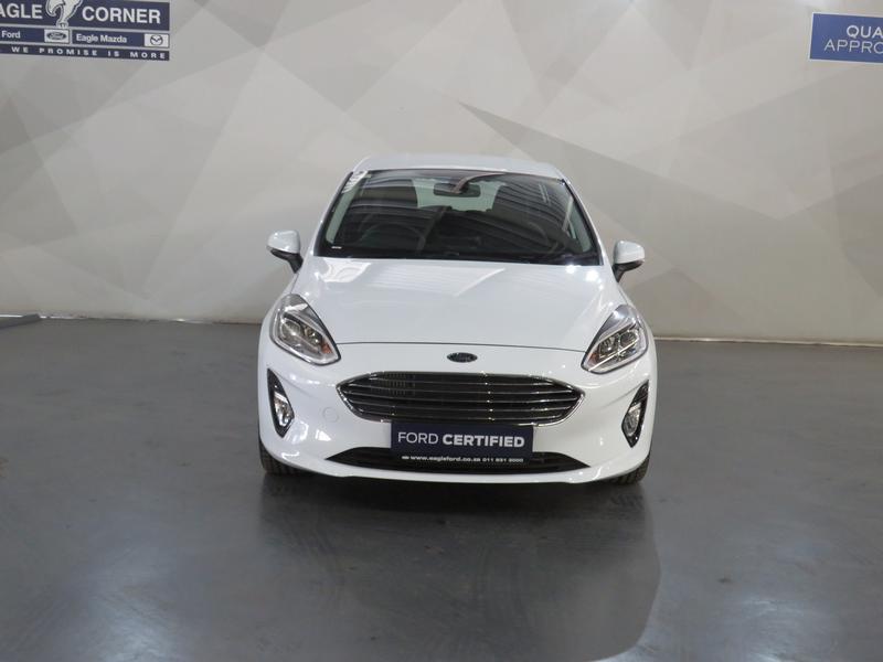 Ford Fiesta 1.0 Ecoboost Titanium At Image 16
