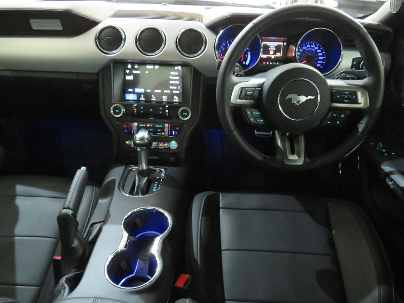 Ford Mustang 5.0 Gt Fastback At Image 12
