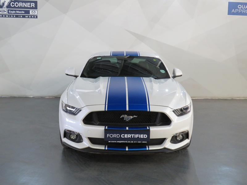 Ford Mustang 5.0 Gt Fastback At Image 15