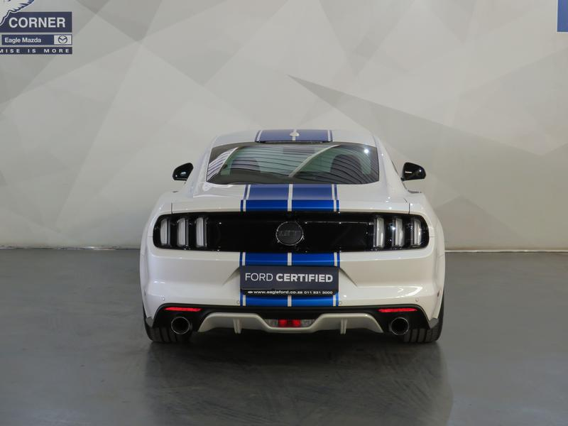 Ford Mustang 5.0 Gt Fastback At Image 17