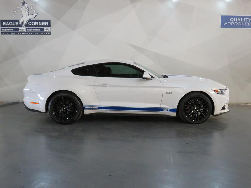 Ford Mustang 5.0 Gt Fastback At Image 2