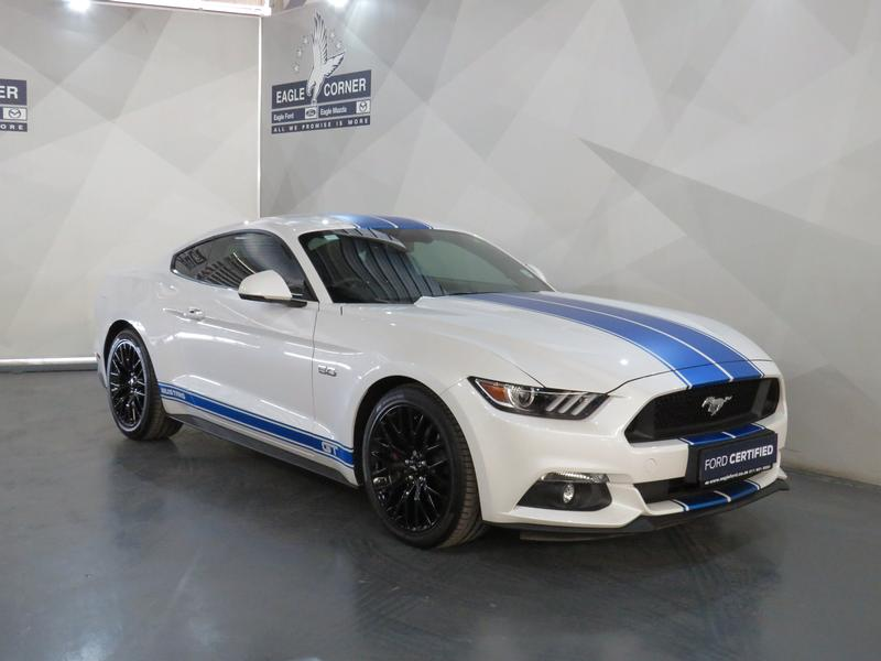 Ford Mustang 5.0 Gt Fastback At Image 3
