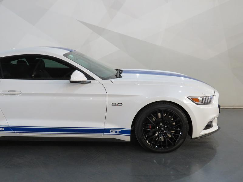 Ford Mustang 5.0 Gt Fastback At Image 4