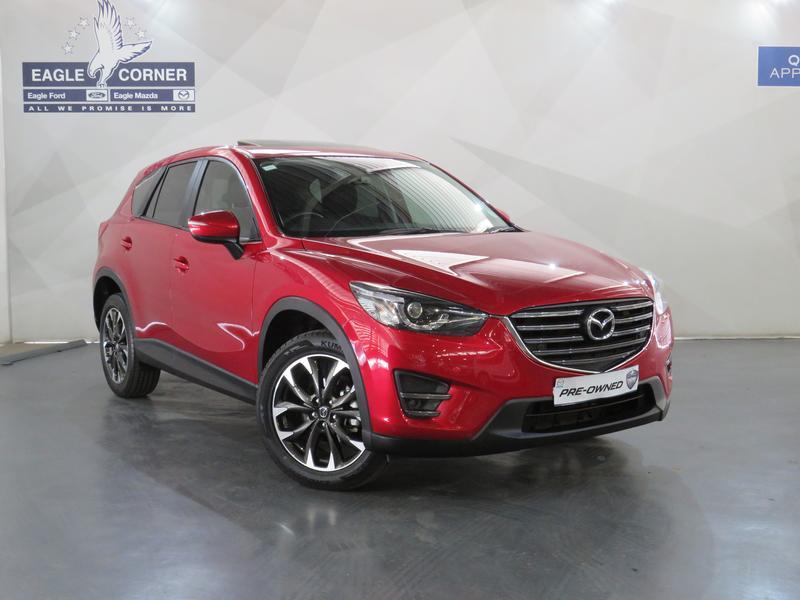 Mazda CX-5 2.5 Individual 4X2 At