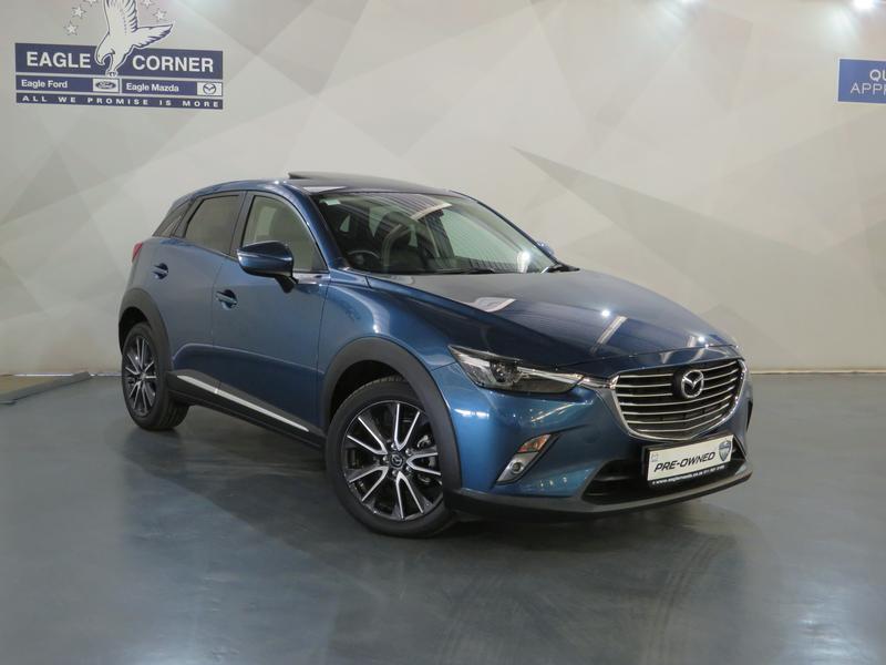 Mazda CX-3 2.0 Individual Plus At