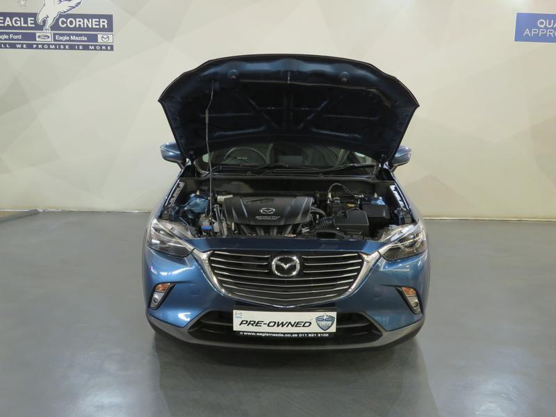 Mazda CX-3 2.0 Individual Plus At Image 17