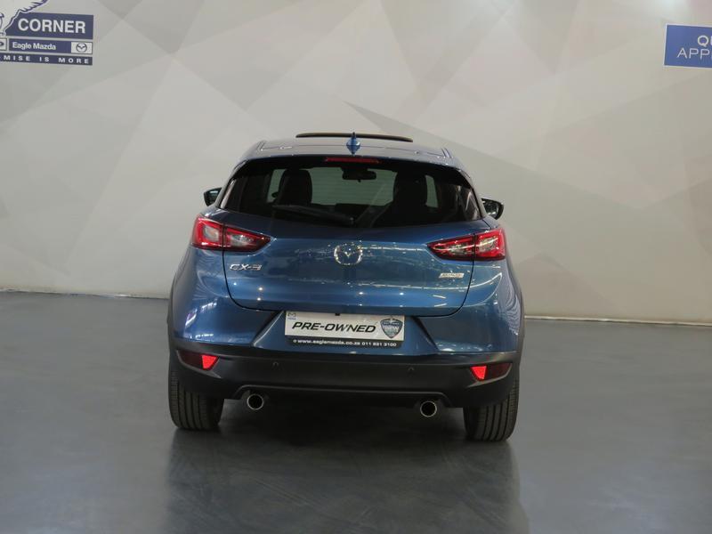 Mazda CX-3 2.0 Individual Plus At Image 18