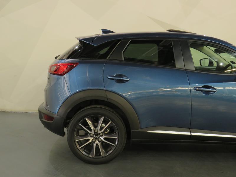 Mazda CX-3 2.0 Individual Plus At Image 5