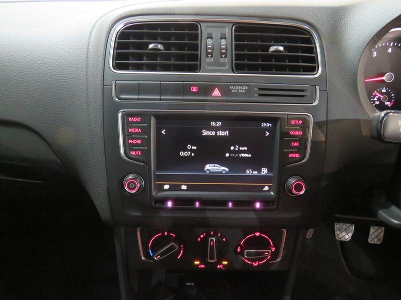 Volkswagen Polo 1.2 Tsi Comfortline Image 10