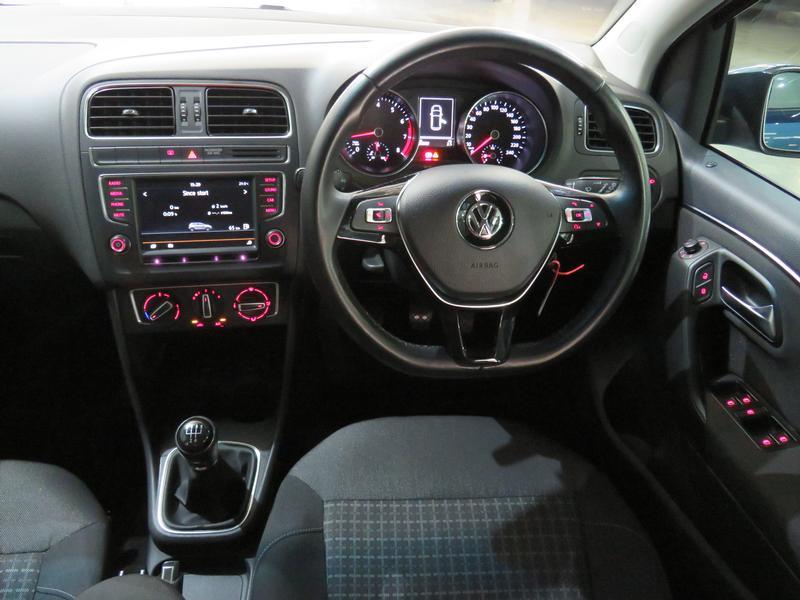 Volkswagen Polo 1.2 Tsi Comfortline Image 13
