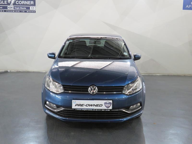 Volkswagen Polo 1.2 Tsi Comfortline Image 16