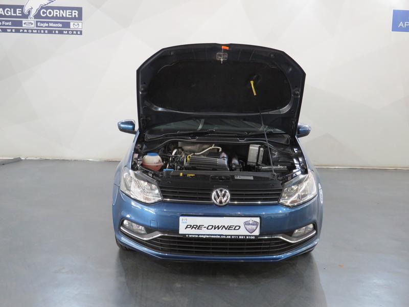 Volkswagen Polo 1.2 Tsi Comfortline Image 17