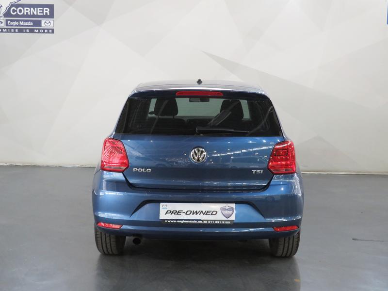 Volkswagen Polo 1.2 Tsi Comfortline Image 18