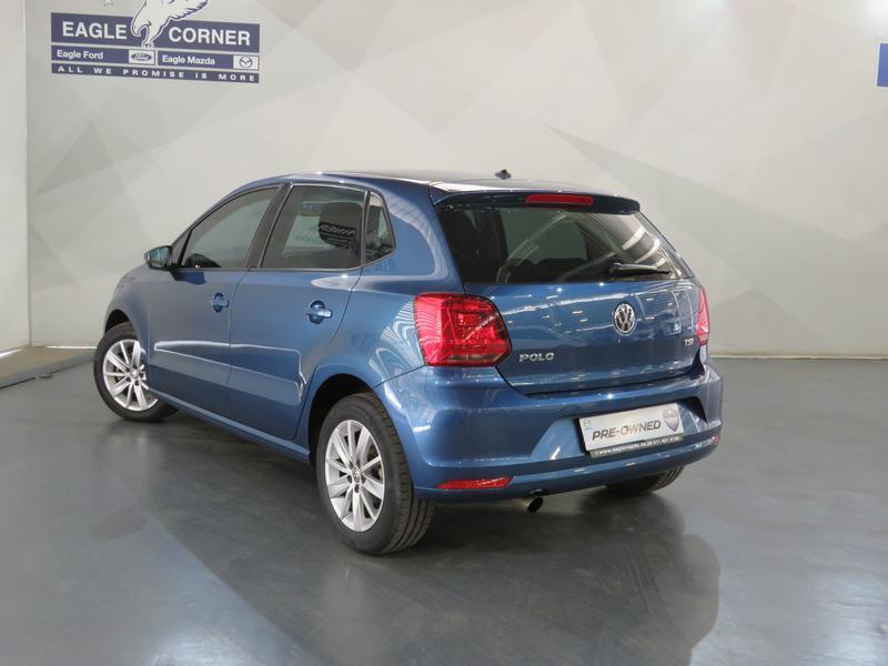 Volkswagen Polo 1.2 Tsi Comfortline Image 20