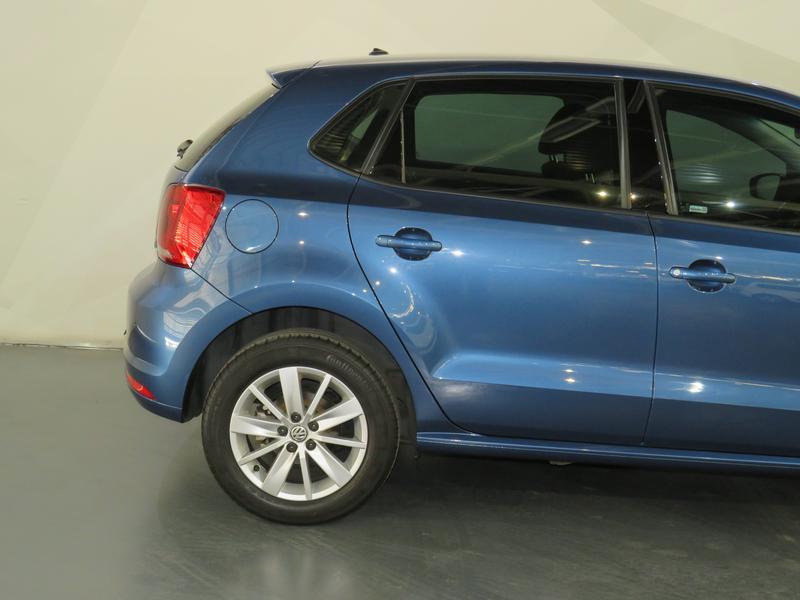 Volkswagen Polo 1.2 Tsi Comfortline Image 5