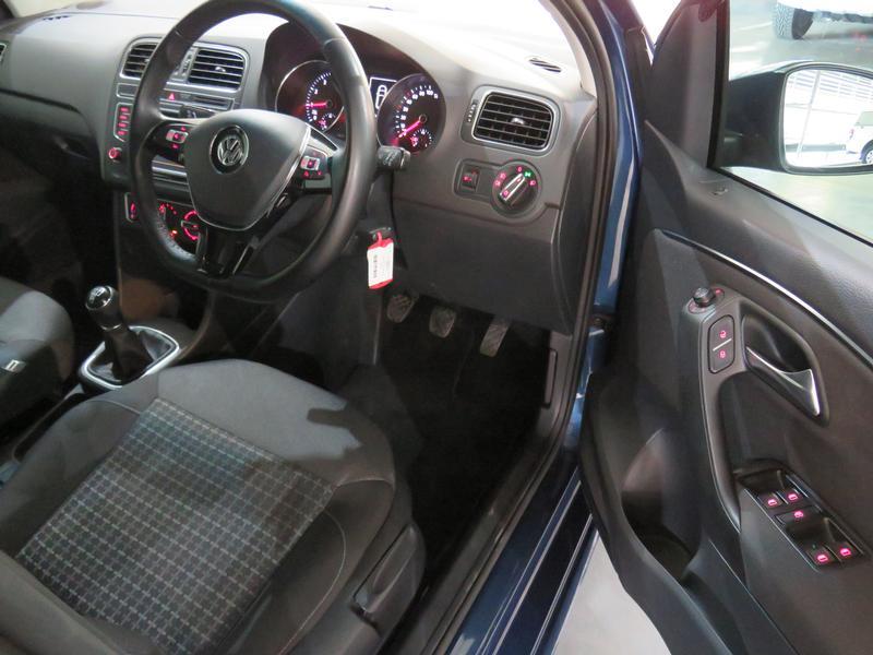 Volkswagen Polo 1.2 Tsi Comfortline Image 7