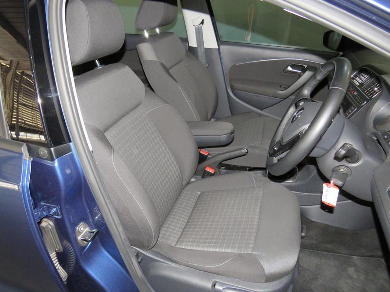 Volkswagen Polo 1.2 Tsi Comfortline Image 8