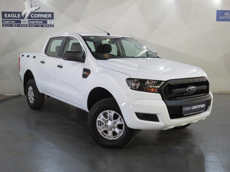 Ford Ranger 2.2 Tdci Xl 4X2 D/cab At