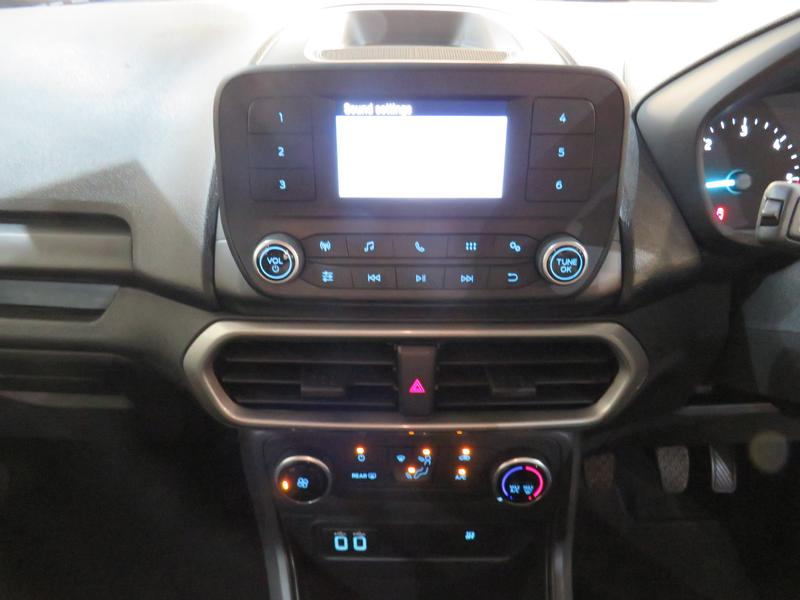 Ford Ecosport 1.5 Tdci Ambiente Image 10