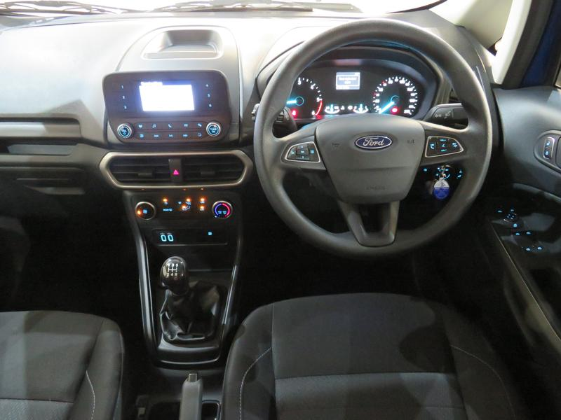 Ford Ecosport 1.5 Tdci Ambiente Image 13