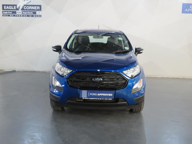 Ford Ecosport 1.5 Tdci Ambiente Image 16