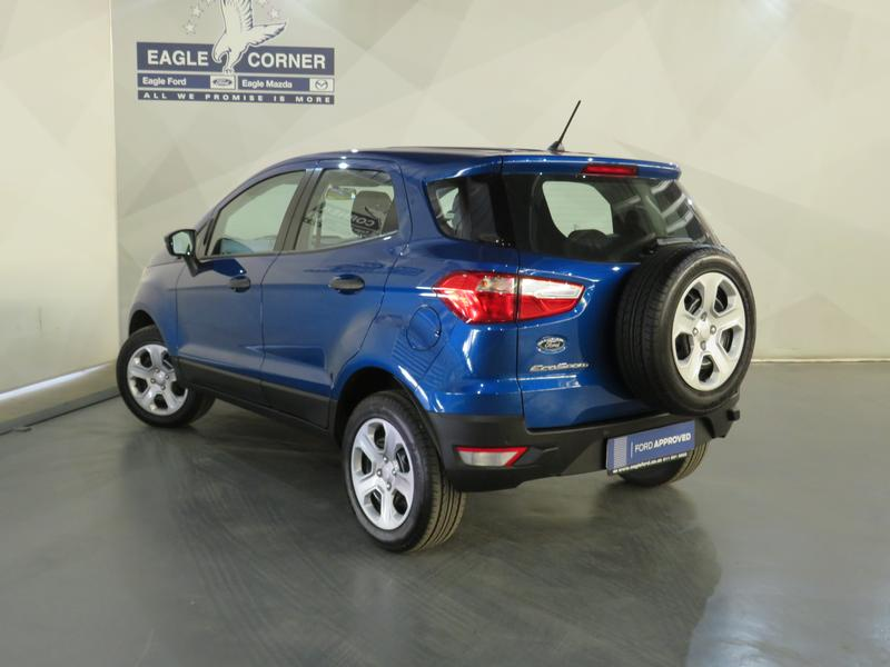 Ford Ecosport 1.5 Tdci Ambiente Image 20