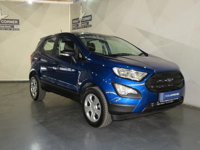 Ford Ecosport 1.5 Tdci Ambiente Image 3