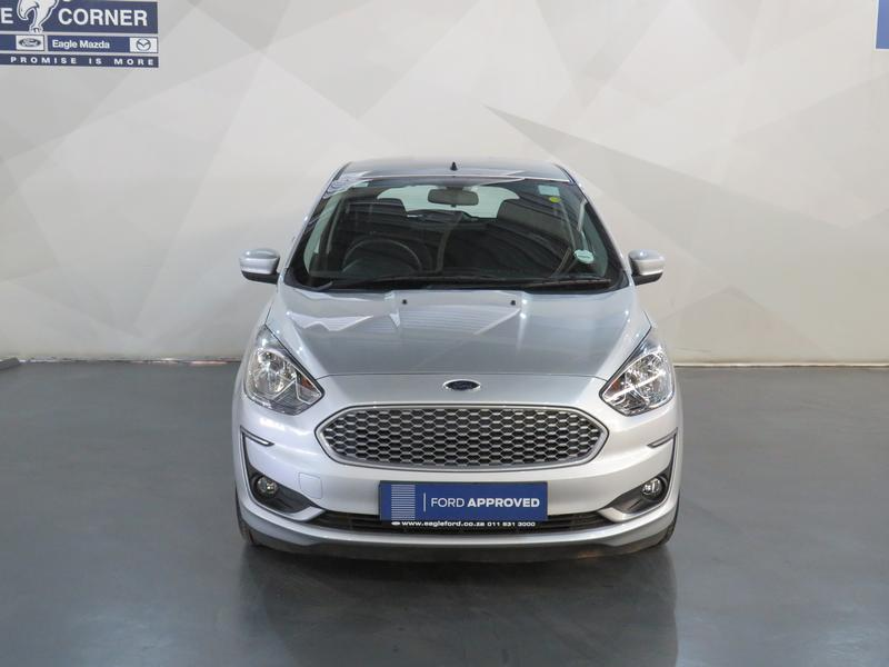 Ford Figo 1.5 Tivct Trend 5-Door At Image 16