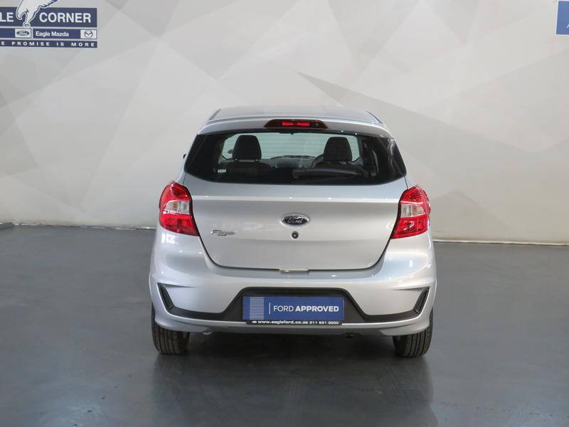 Ford Figo 1.5 Tivct Trend 5-Door At Image 18