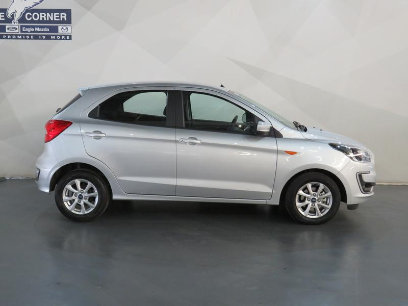 Ford Figo 1.5 Tivct Trend 5-Door At Image 2