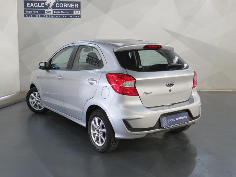 Ford Figo 1.5 Tivct Trend 5-Door At Image 20