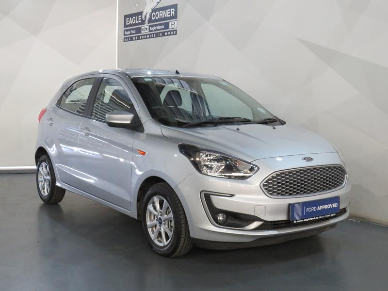 Ford Figo 1.5 Tivct Trend 5-Door At Image 3