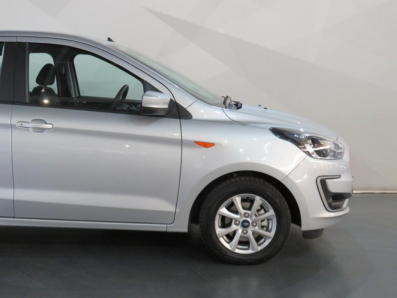 Ford Figo 1.5 Tivct Trend 5-Door At Image 4