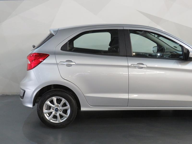 Ford Figo 1.5 Tivct Trend 5-Door At Image 5