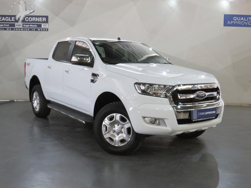 Ford Ranger 3.2 Tdci Fx4 D/cab 4X4 At