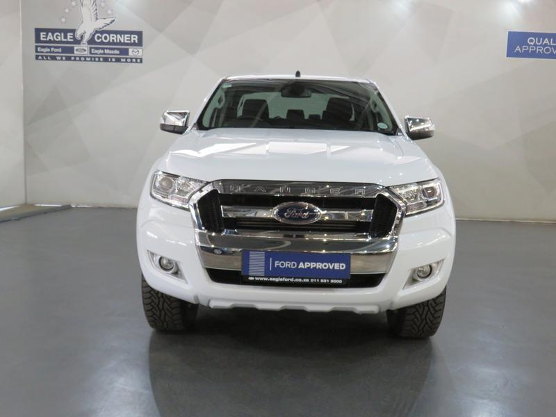 Ford Ranger 3.2 Tdci Fx4 D/cab 4X4 At Image 16