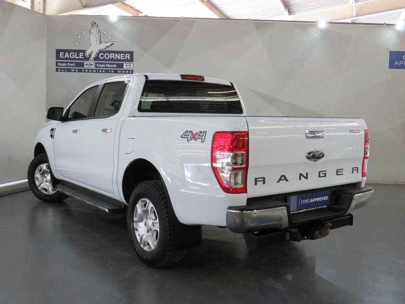 Ford Ranger 3.2 Tdci Fx4 D/cab 4X4 At Image 20