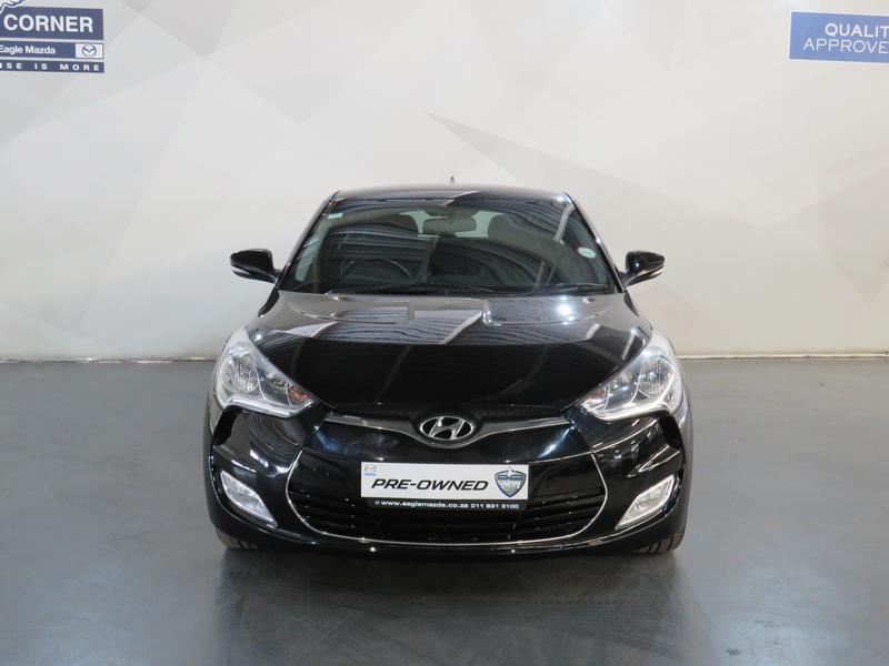 Hyundai Veloster 1.6 Gdi Executive At Image 16