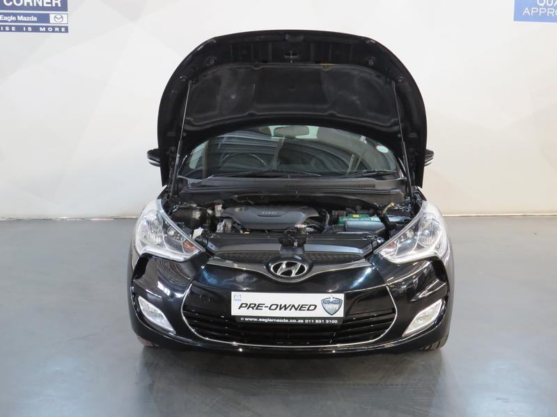 Hyundai Veloster 1.6 Gdi Executive At Image 17