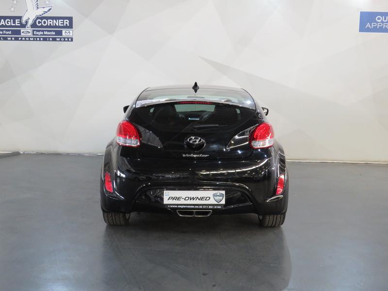 Hyundai Veloster 1.6 Gdi Executive At Image 18