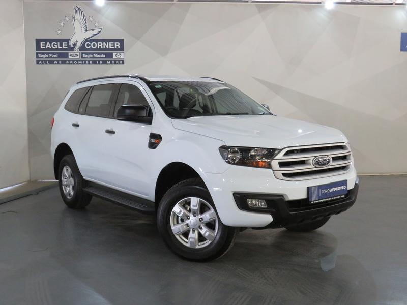 Ford Everest 2.2 Tdci Xls
