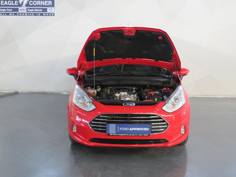 Ford B-Max 1.0 Ecoboost Titanium Image 17