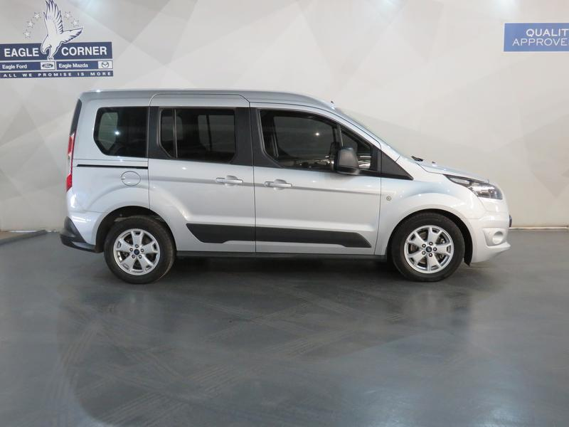 Ford Tourneo Connect 1.0 Ecoboost Trend Swb Image 2