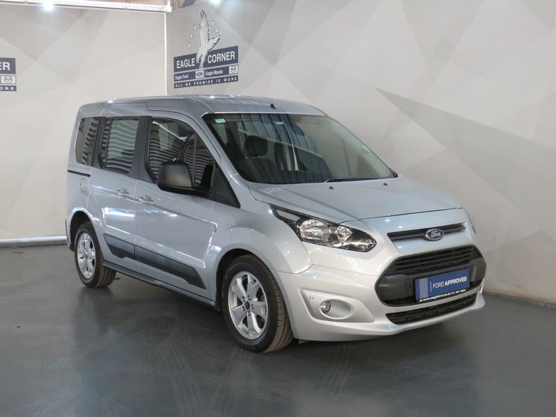 Ford Tourneo Connect 1.0 Ecoboost Trend Swb Image 3