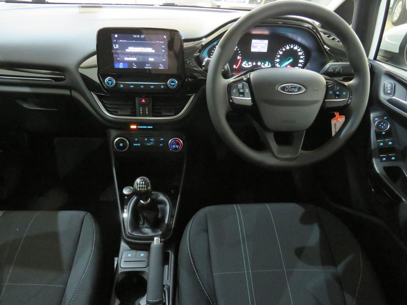 Ford Fiesta 1.5 Tdci Trend Image 13