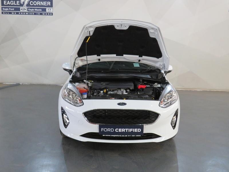 Ford Fiesta 1.5 Tdci Trend Image 17