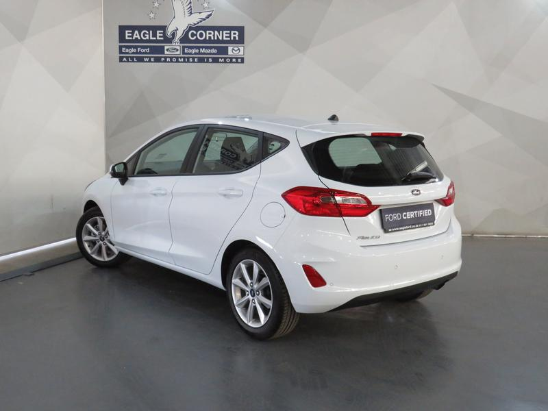 Ford Fiesta 1.5 Tdci Trend Image 20