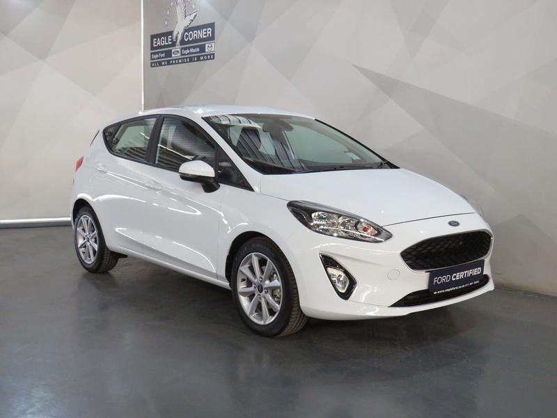 Ford Fiesta 1.5 Tdci Trend Image 3