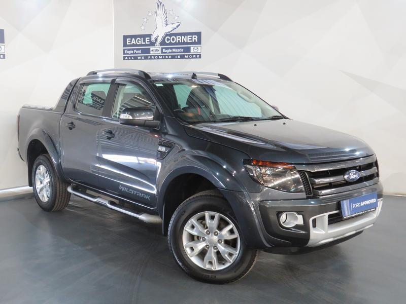 Ford Ranger 3.2 D Wildtrak 4X2 D/cab At Image 1